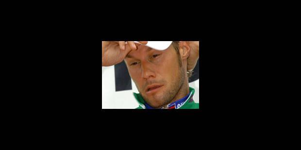 La France ne sourit plus à Boonen