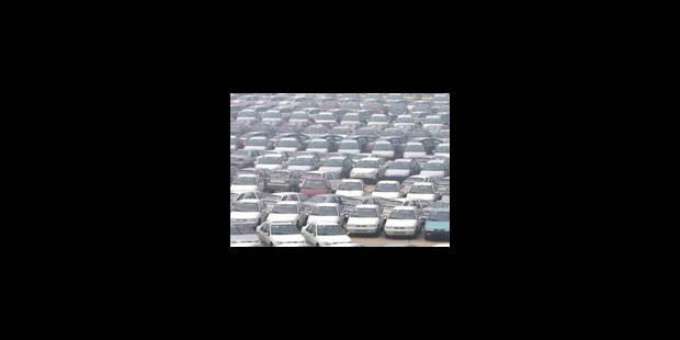 Les flottes de véhicule d'entreprise vont croître d'ici 2010 - La Libre