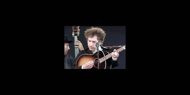 Bob Dylan récompensé par le prix Prince des Asturies - La Libre