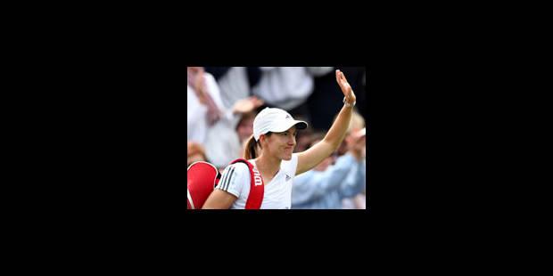 Justine Henin bien partie... - La Libre
