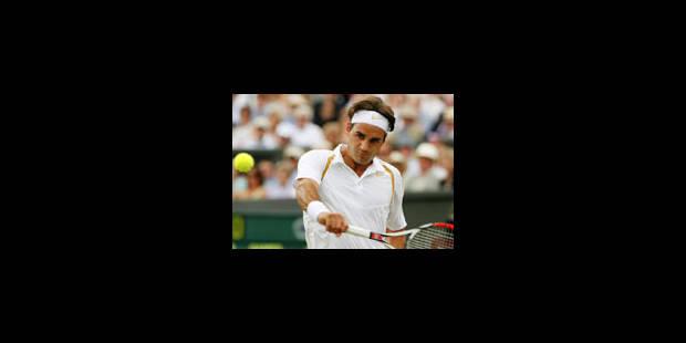 Federer remporte Wimbledon pour la 5ème année consécutive - La Libre