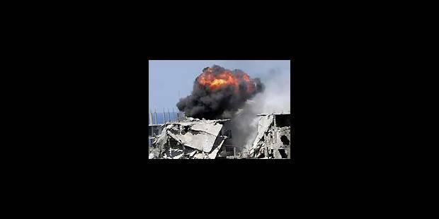 Message de menace signé Al-Qaïda - La Libre