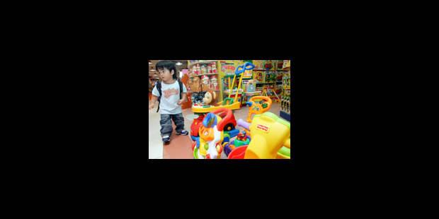 Rappel de 18 millions de jouets Mattel fabriqués en Chine