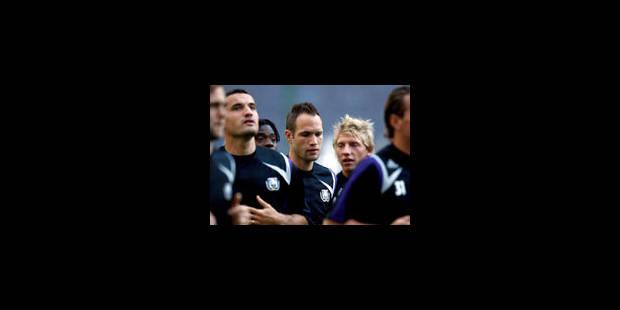 Anderlecht joue sa saison - La Libre
