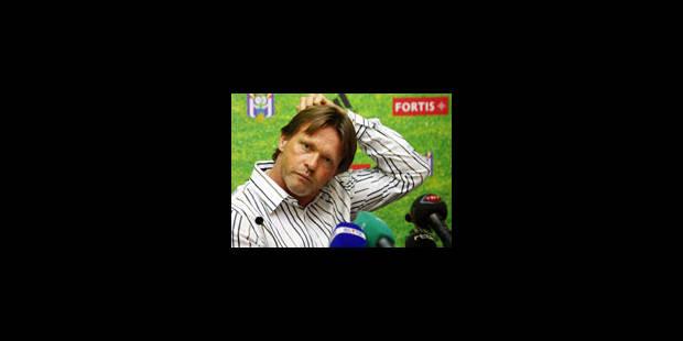 Anderlecht joue déjà sa saison - La Libre