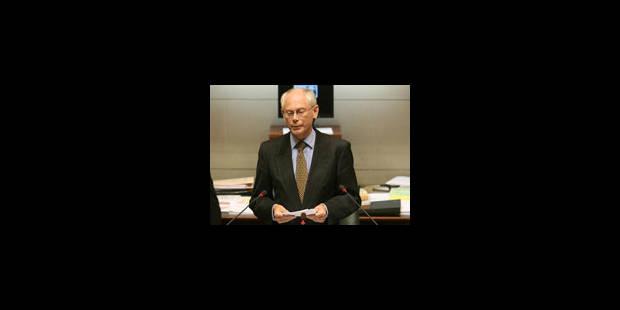 Van Rompuy chargé d'une mission d'exploration - La Libre