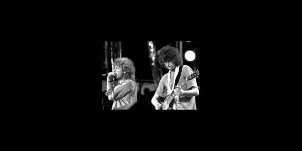Led Zeppelin fera ses retrouvailles à Londres - La Libre