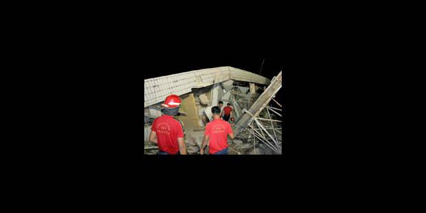 Le séisme a fait au moins dix morts - La Libre