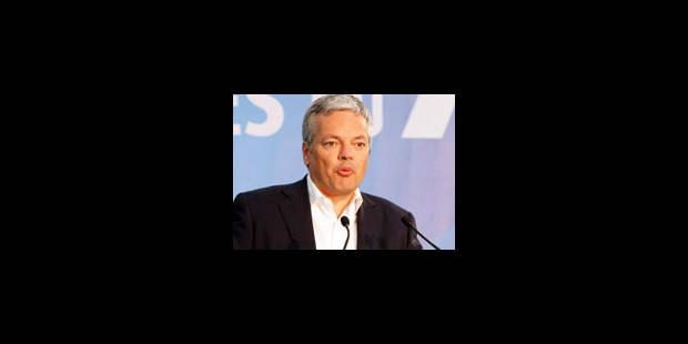 Reynders relance le débat sur les institutions francophones - La Libre