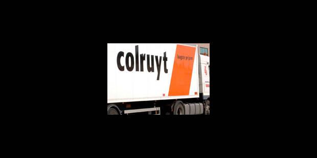 Colruyt multiplie ses magasins - La Libre