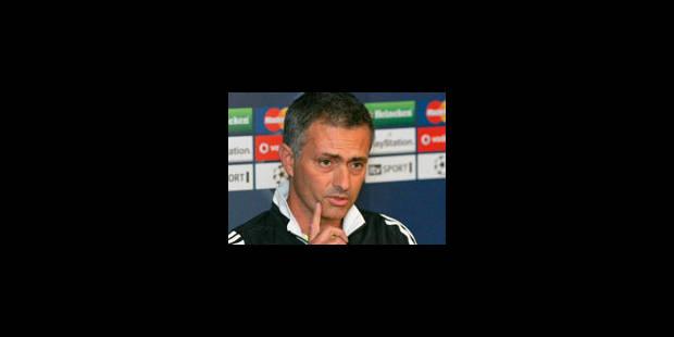 Mourinho quitte Chelsea