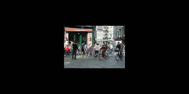 Tout Bruxelles interdit aux voitures - La Libre