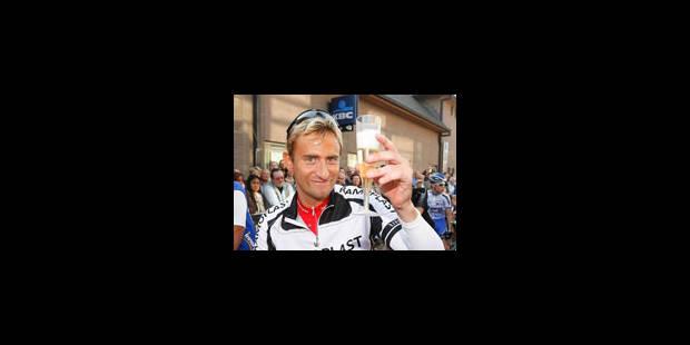Frank Vandenbroucke signe chez Mitsubishi - La Libre