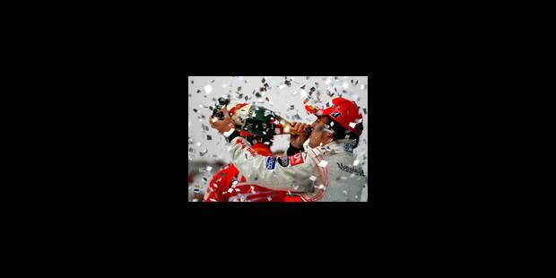 Fernando Alonso a quitté McLaren - La Libre