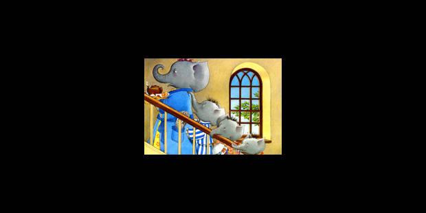 Un éléphant, ça papillonne - La Libre