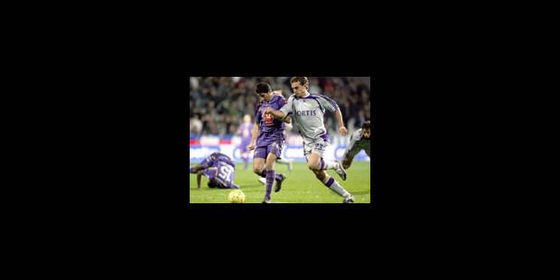 Le malaise règne à Anderlecht