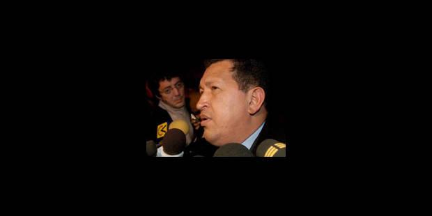 La médiation de Chavez désavouée - La Libre