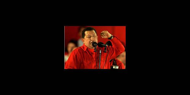 """Chavez se sent """"trahi"""" et exige des explications - La Libre"""