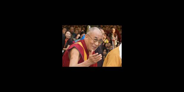 Le Dalaï Lama défie Pékin pour sa succession - La Libre