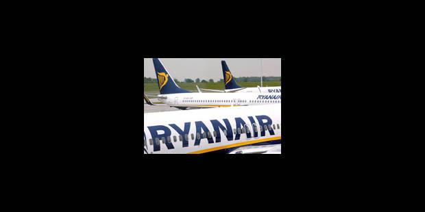 Ryanair va ouvrir 5 nouvelles lignes depuis la Belgique - La Libre