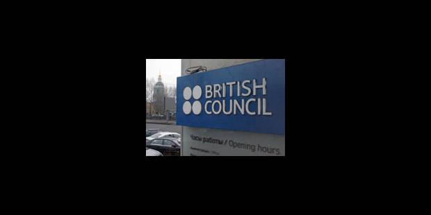 Le British Council harcelé par la Russie - La Libre