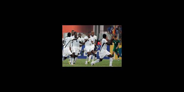 Le Maroc éliminé de la CAN, le Ghana et la Guinée qualifiés - La Libre