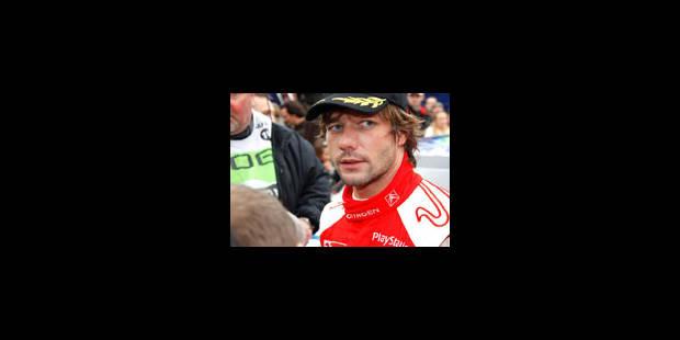 Loeb remporte le rallye Monte-Carlo - La Libre