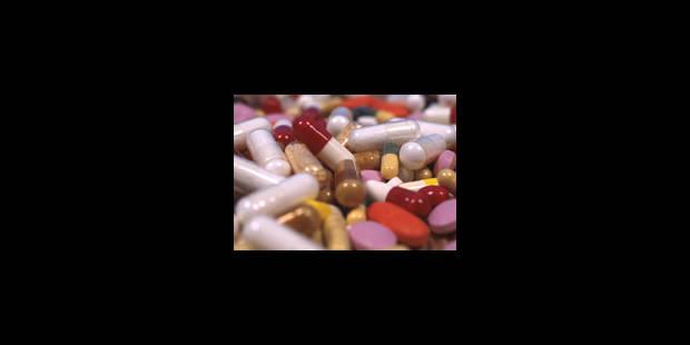 Le secteur des médicaments trinque - La Libre