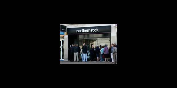 Faute d'offre suffisante, la banque Northern Rock va être nationalisée