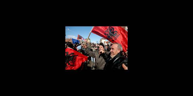 """Un Kosovo """"fier, indépendant et libre"""""""