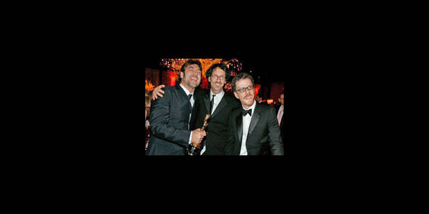 Oscar fait la fête à George W - La Libre