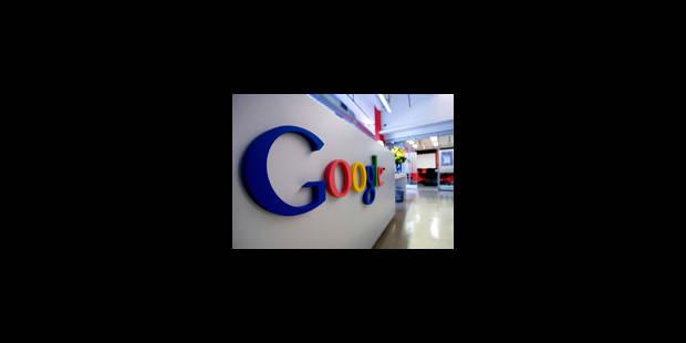 """Google condamné pour """"contrefaçon"""""""