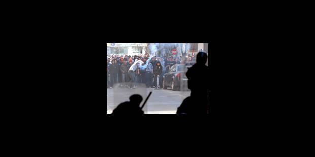 Affrontements à Banja Luka entre policiers et manifestants - La Libre