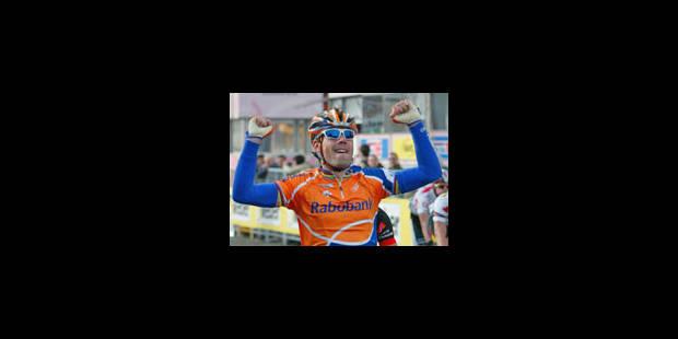Freire règle un sprint sans Boonen