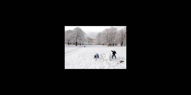 La neige, en invitée surprise - La Libre