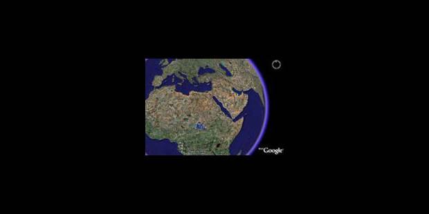 Google Earth sur la trace des réfugiés