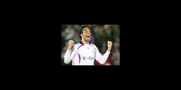 Le Bayern miraculé, sauvé par Toni et Ribéry - La Libre