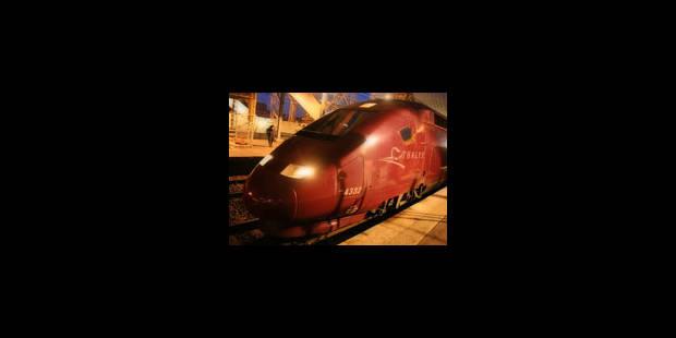 Thalys entre Zaventem et Paris : le retour - La Libre