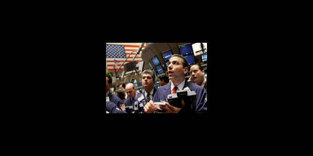 Wall Street sévèrement mise en cause par le FMI - La Libre