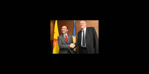 Pour une fédération Wallonie-Bruxelles - La Libre