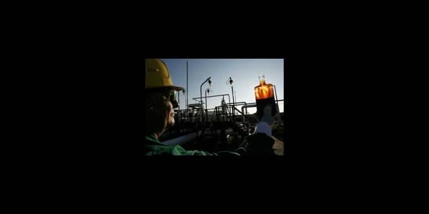 Le pétrole dépasse les 116 dollars à New York - La Libre
