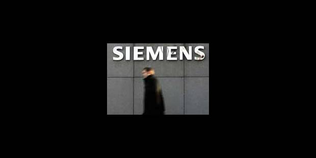 Affaire Siemens : plein feu sur l'ex-président