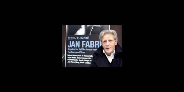 Jan Fabre devient Jacques Mesrine - La Libre