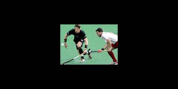 La Belgique battue par le Canada