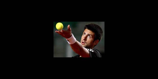 Djokovic et Wawrinka en finale - La Libre