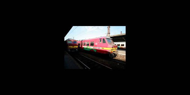SNCB : accord social positif sur les rails - La Libre