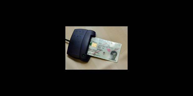 La carte d'identité électronique n'est pas sûre - La Libre