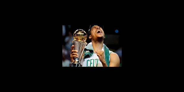 Les Boston Celtics remportent le championnat - La Libre