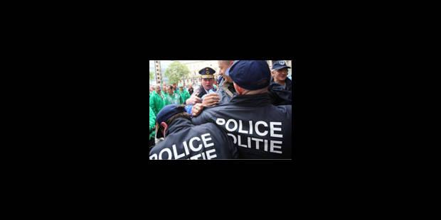 La police ne fera pas grève - La Libre