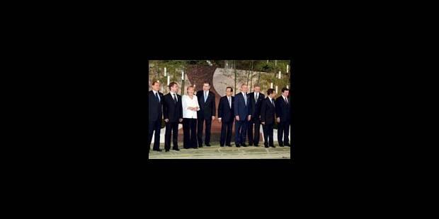 G8 : les pays africains mettent la pression - La Libre